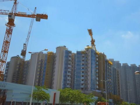 香港ビル・マンションのエレベーター据付け工事