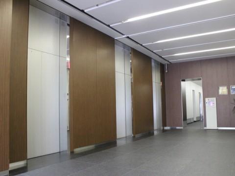 名古屋市中区 エレベーター改修